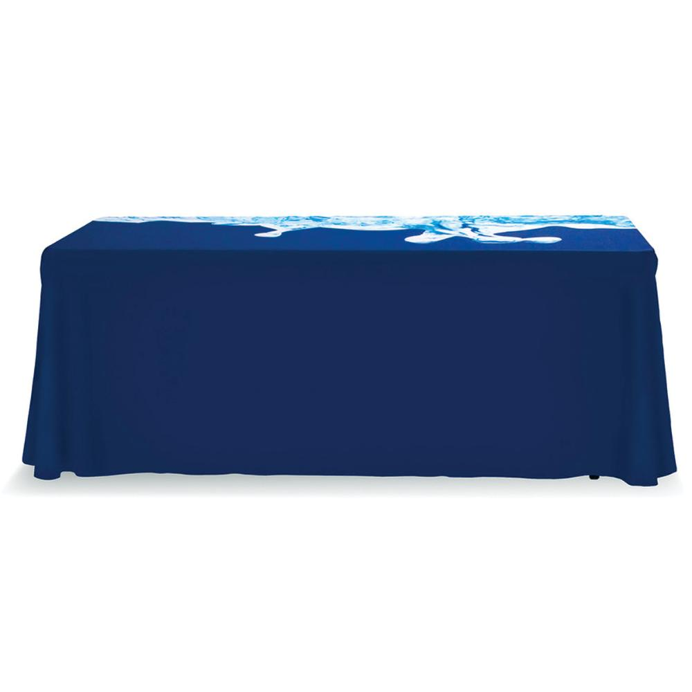 Table Throw - 6ft 4 sided - Back