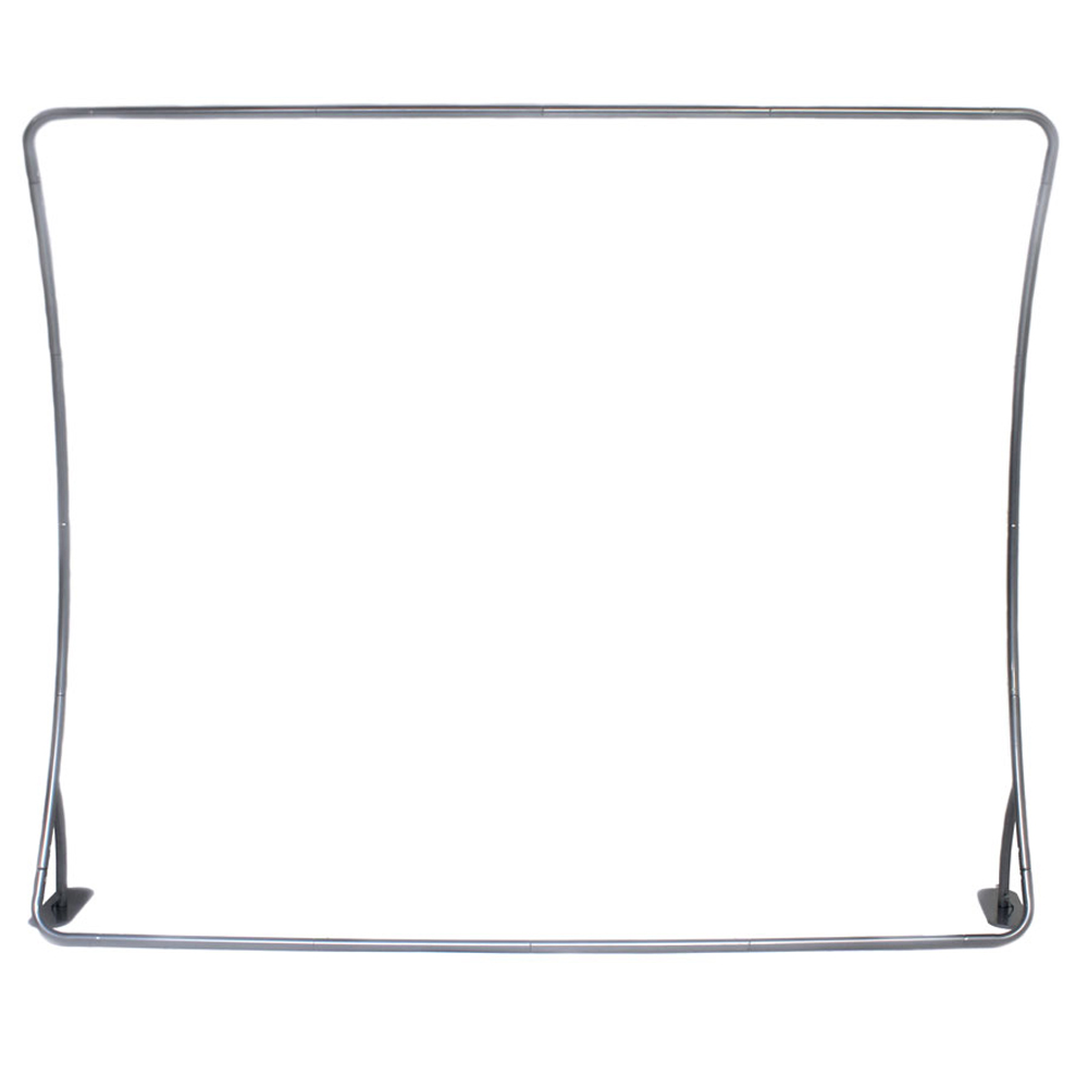 EZ Tube 8ft Arched Frame