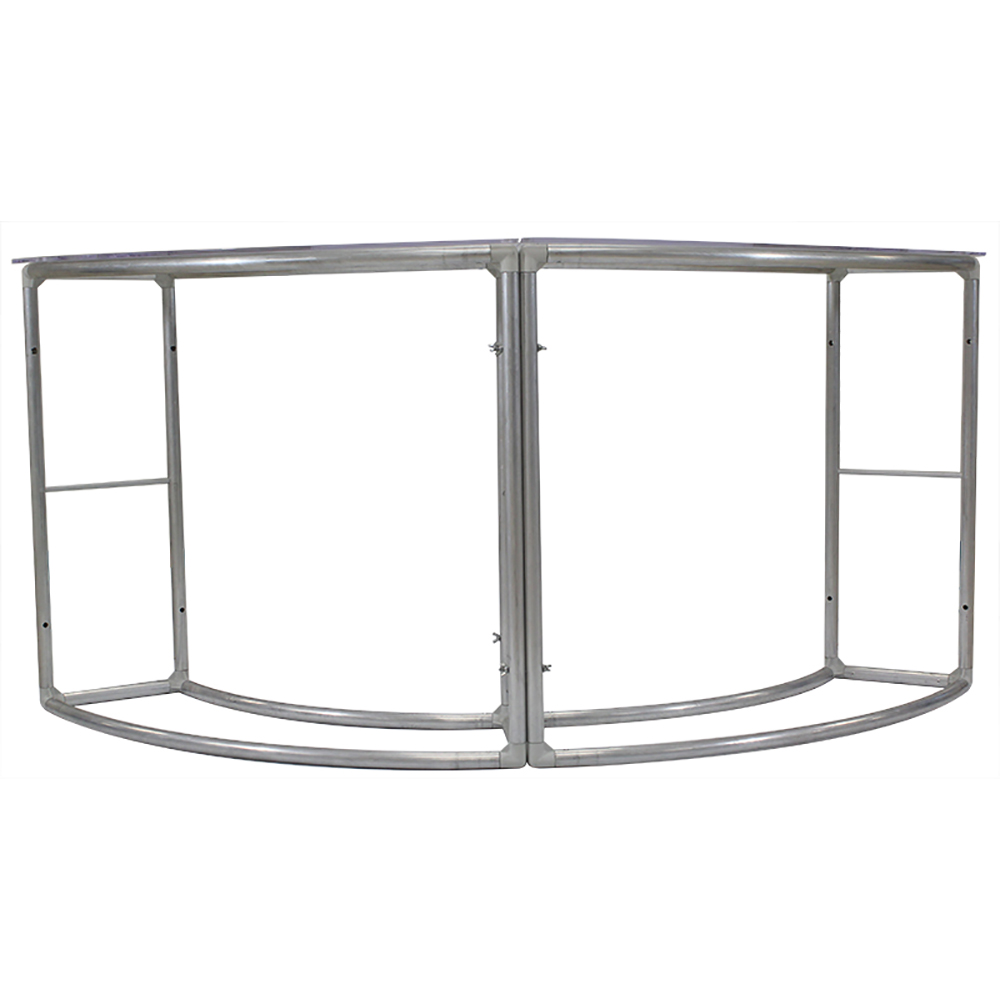 EZ Fabric Counter - Curved Double Frame