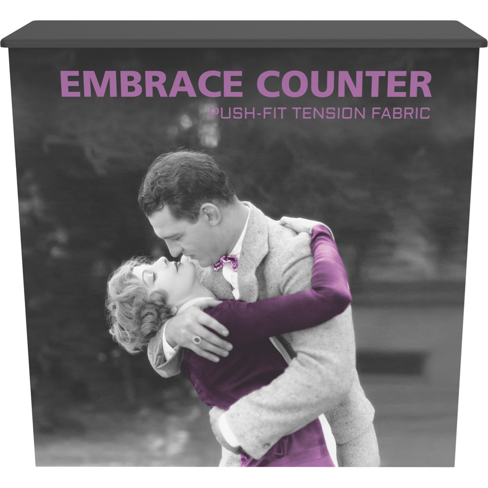Embrace Counter Front