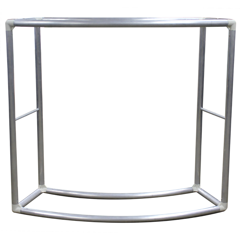 EZ Fabric Counter - Curved Single Frame