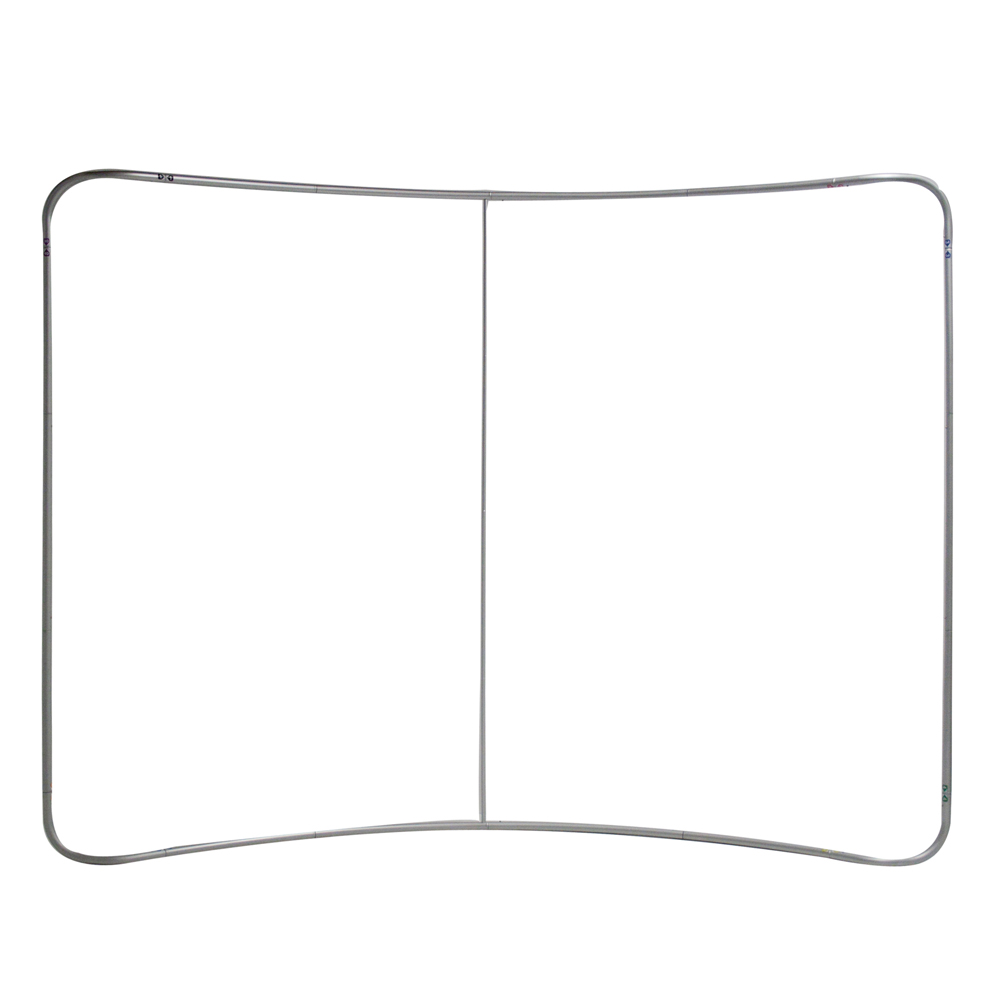 EZ Tube 6ft Curved Table Top Frame