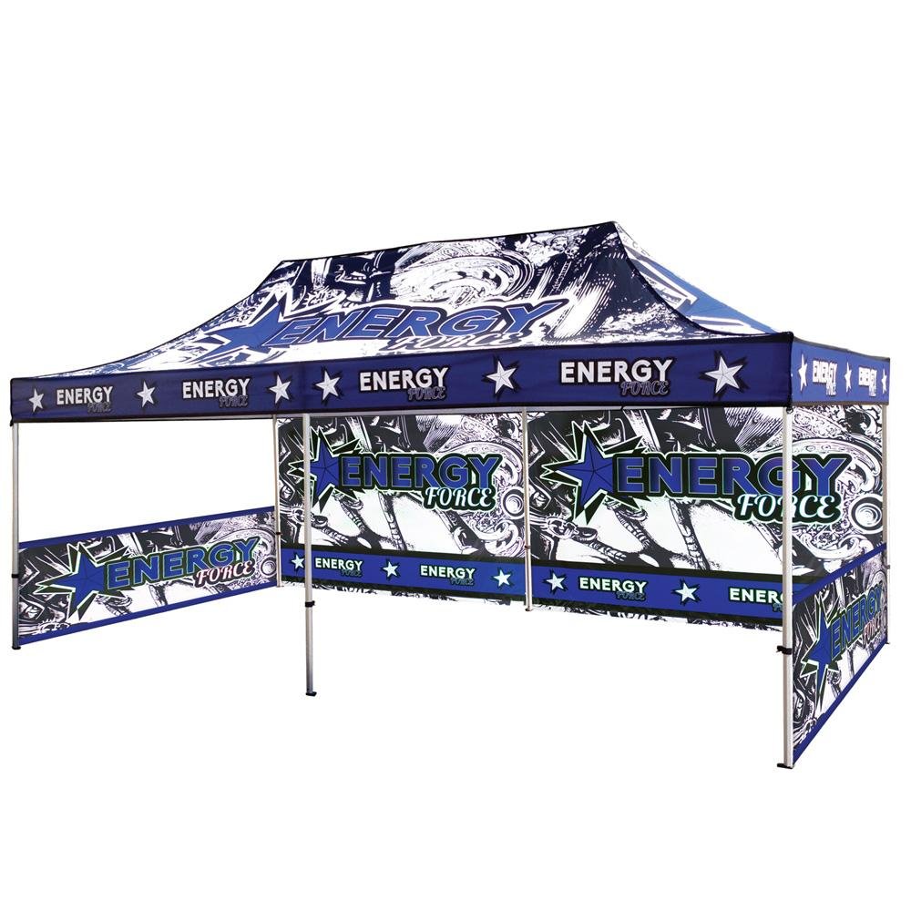 Casita 20ft Frame and Canopy_Backwall_Sidewall